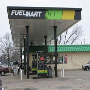 Fuel Mart Station