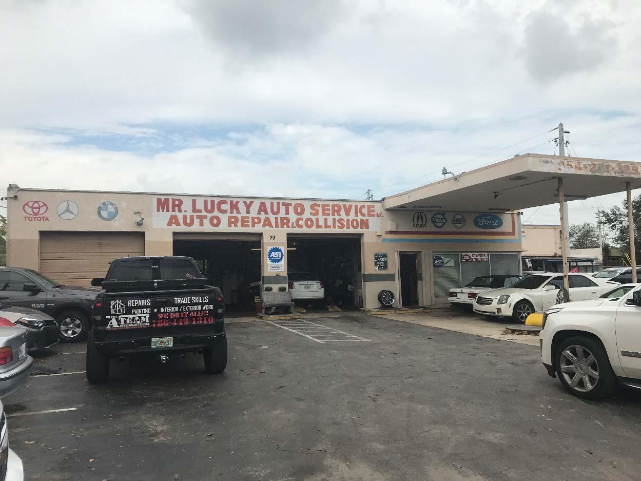 Miami Auto Body Shop